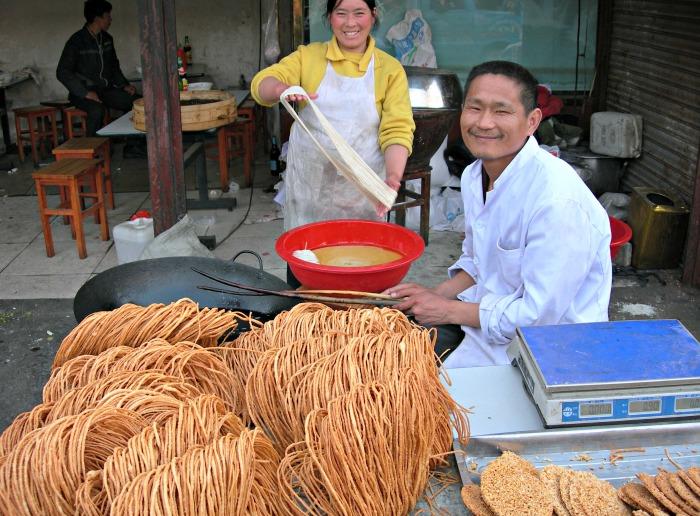 Sorrisi a Wuxi - Cina