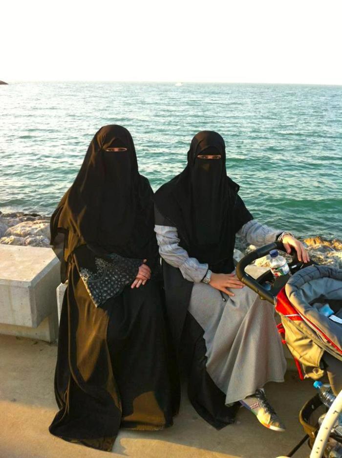 donne mussulmane