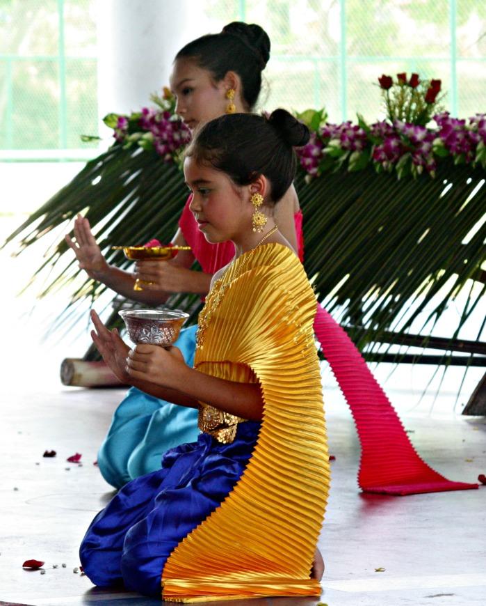 Danza tradizionale Thai