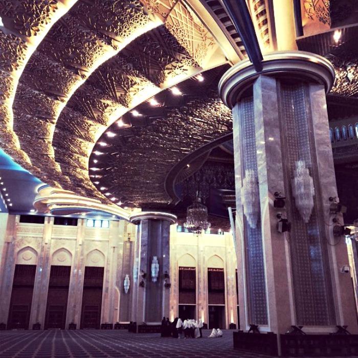 grande moschea Kuwait