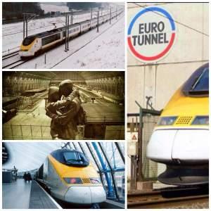 Credits: Eurostar and telegraf.co.uk
